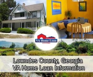 Lowndes County VA Home Loan Info