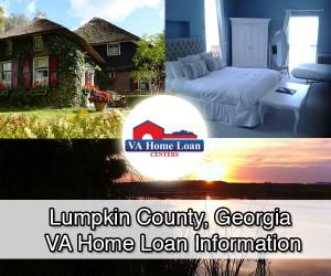 Lumpkin County VA Home Loan Info