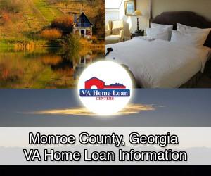 Monroe County VA Home Loan Info