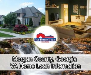 Morgan County VA Home Loan Info