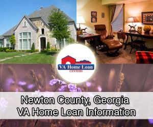 Newton County VA Home Loan Info