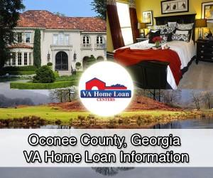 Oconee County VA Home Loan Info