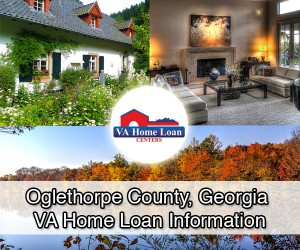 Oglethorpe County VA Home Loan Info