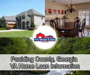 Paulding County VA Home Loan Info