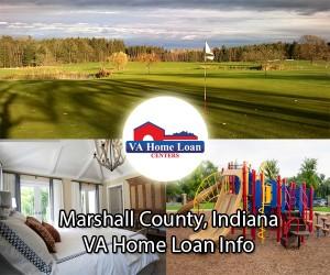 Marshall, Indiana va county limit
