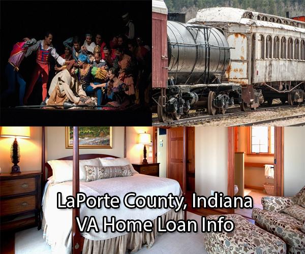 Laporte county indiana va loan information va hlc for Population of laporte indiana
