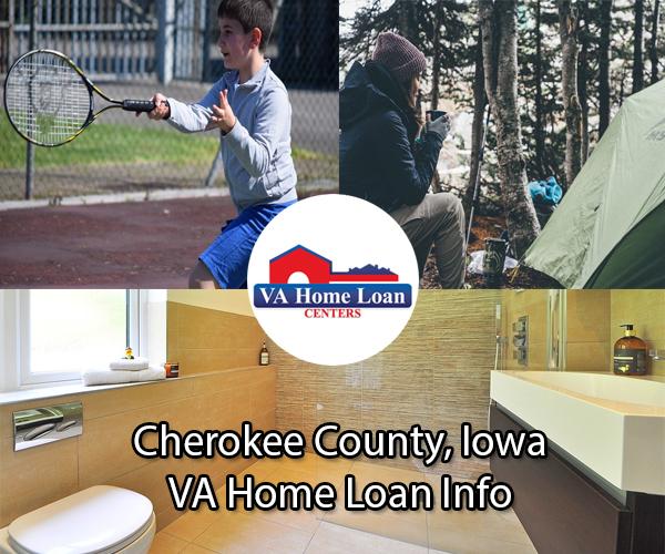 Cherokee County, Iowa VA Loan Information - VA HLC