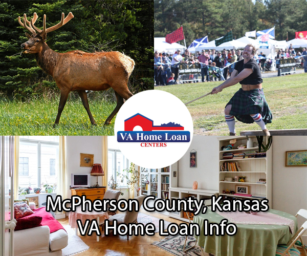 Mcpherson County Kansas Va Loan Information Hlc