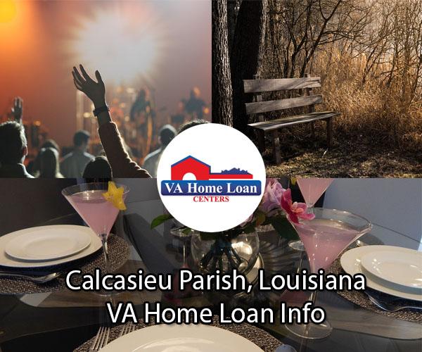 Calcasieu Parish, Louisiana VA Loan Information - VA HLC