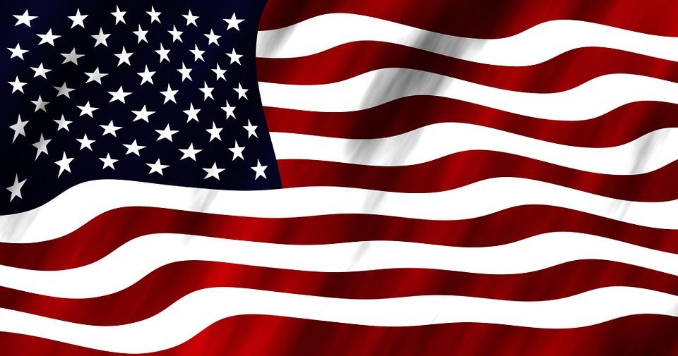 VA United States Flag
